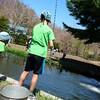 魚釣りの日