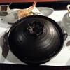 【六本木】グランドハイアット東京 ルームサービス 鍋焼きうどん 海老と野菜の天麩羅添え