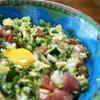 ●MOCO'Sキッチンのづけマグロとアボカドの丼