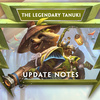 [SMITEアプデ]The Legendary Tanuki | 7.12 Update Notes