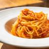 食べたら外に出られない!?トマトとにんにくのパスタのレシピ・作り方
