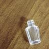 小さな小さな、ガラス瓶