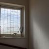 高断熱でも猛暑対策は必要!簾(すだれ)使って西日対策 - 縦すべり出し窓を遮熱する