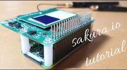PythonでRaspberry PiにLTE通信を組み込める「sakura.io」を使ってみた!