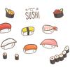 【お寿司の食べ過ぎは危険!】 お寿司に含まれる塩分量に注意!