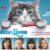 アメリカで公開、猫の映画「Nine Lives」ナインライブズ って?日本公開はいつ?