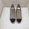シャネルコピー 靴CHANEL 人気 レディースショートブーツ