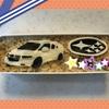 スバル車(本当はホンダ車)のキャラ弁 #SUBARU #HONDA