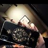 大人っぽいクロムハーツiPhone XR/XS/Xケース