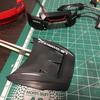 アオシマ LBワークス R35 GTR type2 製作 ⑩ 中研ぎ+オーバーコート