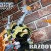 【ゾイド ワイルド/ZOIDS WILD】 ゾイド ZW28 バズートル 〔ワニガメ種〕 レビュー