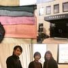 播州織の産地発ブランド、hatsutokiに会いに行く