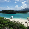 沖縄・石垣&竹富④:碧色の絶景・川平湾とお魚いっぱい・米原海岸