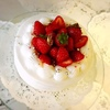 リクエストレッスン 1(苺のショートケーキ)のご案内