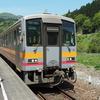 大糸線・JR西日本区間に乗る