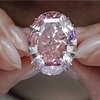 59・6ctのピンクダイヤ、宝石最高額で落札