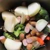 ホットクックで野菜スープ