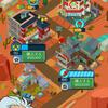 Taps to Riches(タップストゥーリッチズ)アースカラーの色合いの都市ゲーム