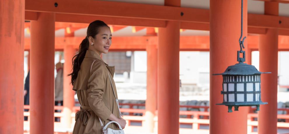 世界遺産 嚴島神社にもみじ饅頭! 宮島でちょっと大人な広島女子旅