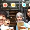 ついに日本一周出発式!鼻歌口ずさみ、旅に出ようか?!今日も「SmileEarth」