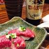 とめ手羽 神田店で九州料理に舌鼓