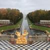 気ままに行く欧州の旅④ ペテルゴフ(ピョートル大帝夏の宮殿)