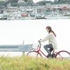 期間限定で自転車通勤をしました。ストレス解消に持って来いです。