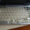 GPD Pocket のキーボードを交換した