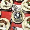 11月19日(月)のランチ膳&手作りケーキメニューです。