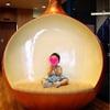 出川の哲ちゃん発見!@うずの丘(娘の初めての旅行@淡路島3)