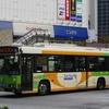 11/24 新宿駅西口・王子駅