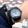 懐かしいけど新鮮。Swatch(スウォッチ)の機械式&レザーベルト腕時計【SISTEM51 SISTEM THOUGHT】