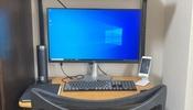 デスクツアー:IT系で働くオジサンの在宅テレワークのデスク環境を記録する