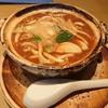 名古屋飯:味噌煮込みうどん