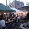 地元自治会の夏祭り