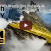 ヨーロッパ有数の絶景 ドロミテ山塊を飛ぶ