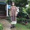 今日は新しい服でルンルン(♡ω♡ ) ~♪