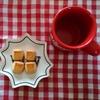 今日のおやつは銀座ウエストの塩クッキー【東京みやげ】