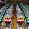 京電を語る③223…2020年9月第3世代(3G)の編成表と車両の動き。
