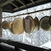 桐のカリンバ作り