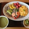 上山市 蕎麦&カフェharappa(はらっぱ) バジルそばをご紹介!🍜