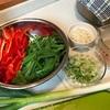 週末は、お家ご飯で食費の節約を徹底してみる。