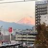 【本日の富士山】