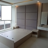 タイ パタヤの不動産(コンドミニアム購入) 内装の進捗!(壁紙、ベッド、ローボード、下駄箱が完了)