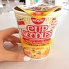 【期間限定】NISSINカップヌードルインドネシアココナッツカレー味食べてみた