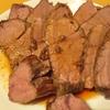 低温調理チャレンジ ~牛もも肉のロースト~