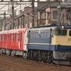 第884列車 「 甲21 東京メトロ2000系(2108f)の甲種輸送を狙う 」