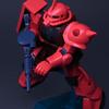 HGUC 1/144 MS-06S シャア・アズナブル専用ザクII レビュー