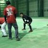 【トレーナー戸舘の野球日誌】室内練習実施!NSO野球部の強打者達と初対決🔥