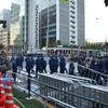 上京の受難・警視庁編